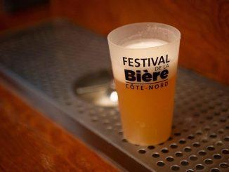 festival bière Cote-Nord