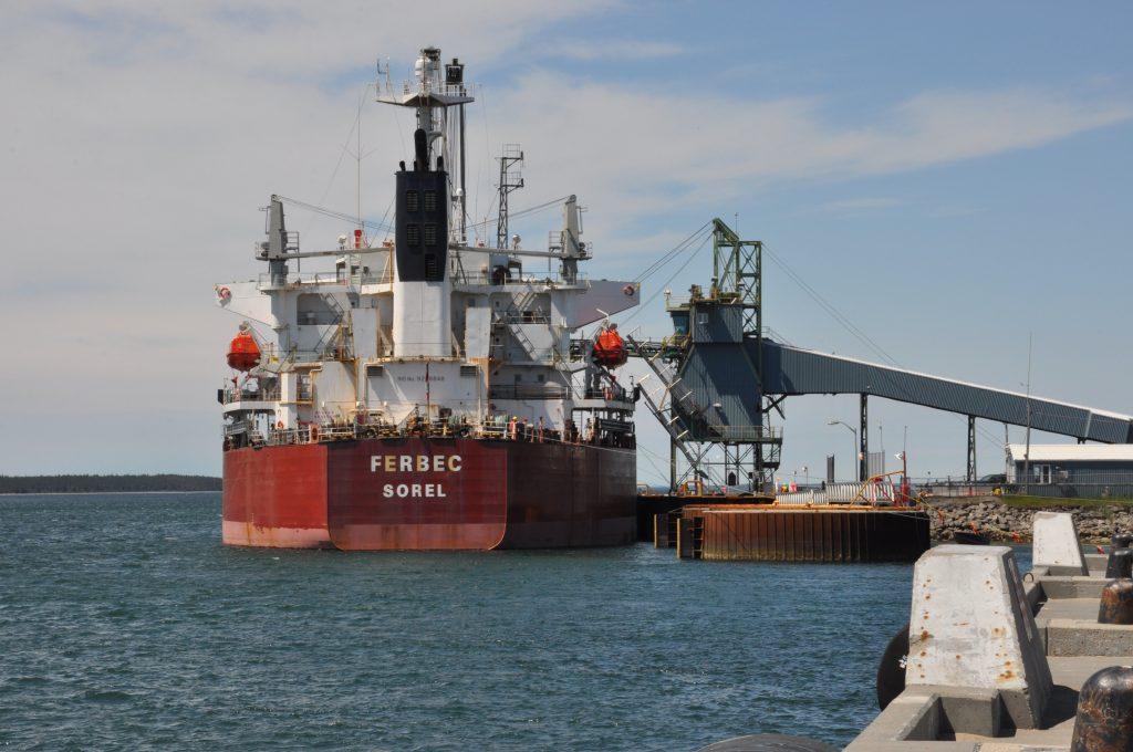 Une loi privée de la députée Lorraine Richard pour aider le Port du Havre - Ma Côte-Nord